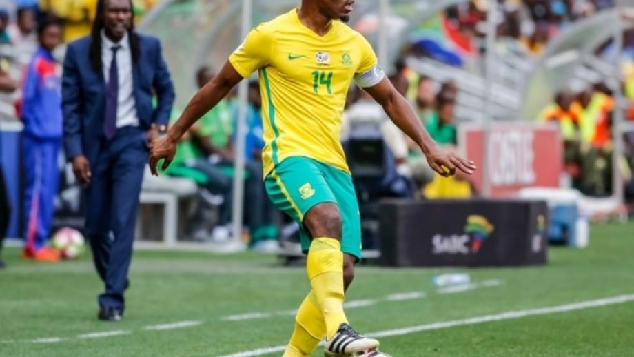 Bafana denied at death by Zambia
