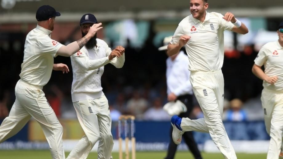 Broad to rest until the Ashes