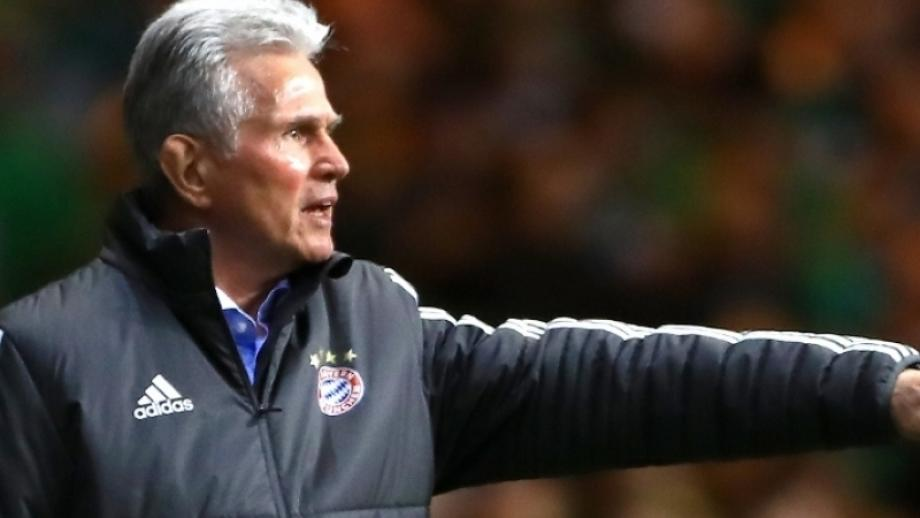 Heynckes: Looking at the table won't help Bayern win