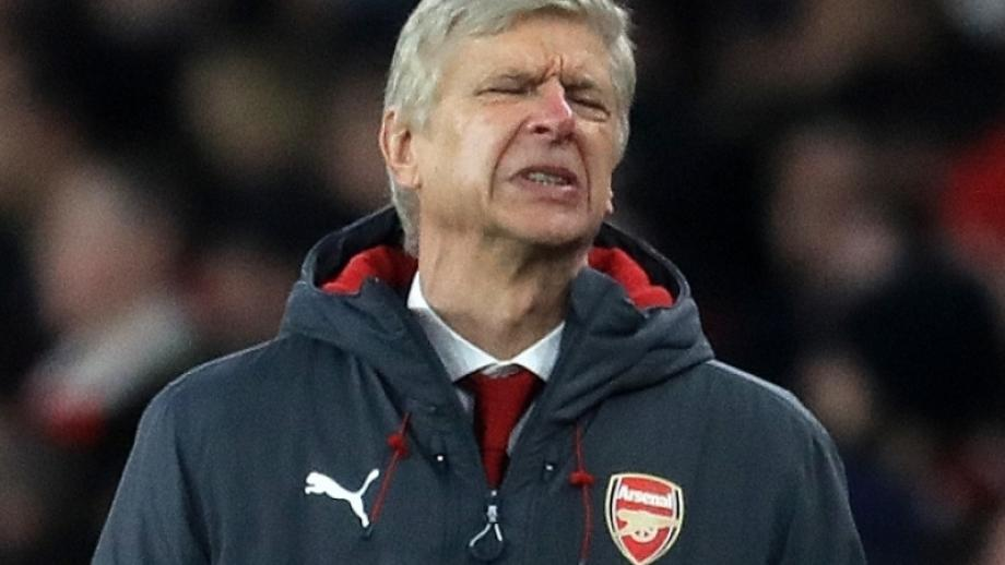 Wenger worried as Arsenal flop again