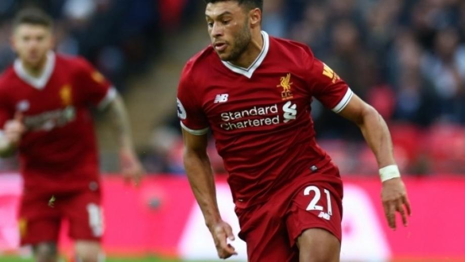 Oxlade-Chamberlain pushing himself at Liverpool