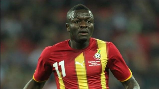 Former Ghana international midfielder Sulley Muntari