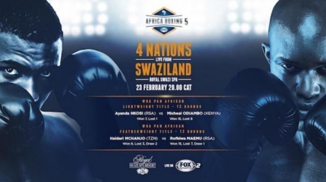 Boxing Bonanza set for Mbabane, Swaziland