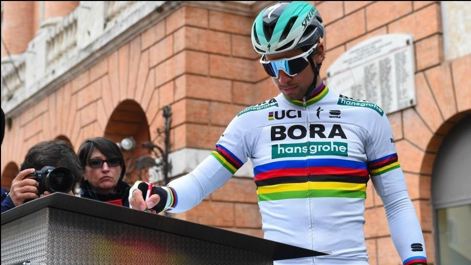 Peter Sagan: I wanted to win stage 5 for Michele Scarponi