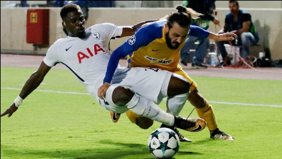 French rapper backs Serge Aurier to succe ed at Tottenham
