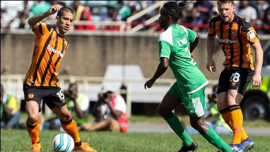 Hull City wrap up Kenyan tour