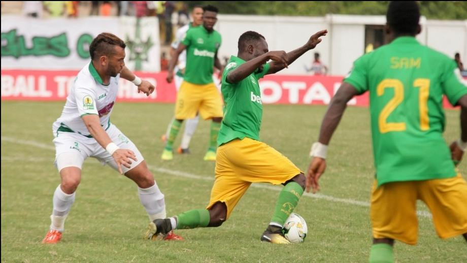 Aduana Stars and Raja Casablanca share spoils in six goal thriller