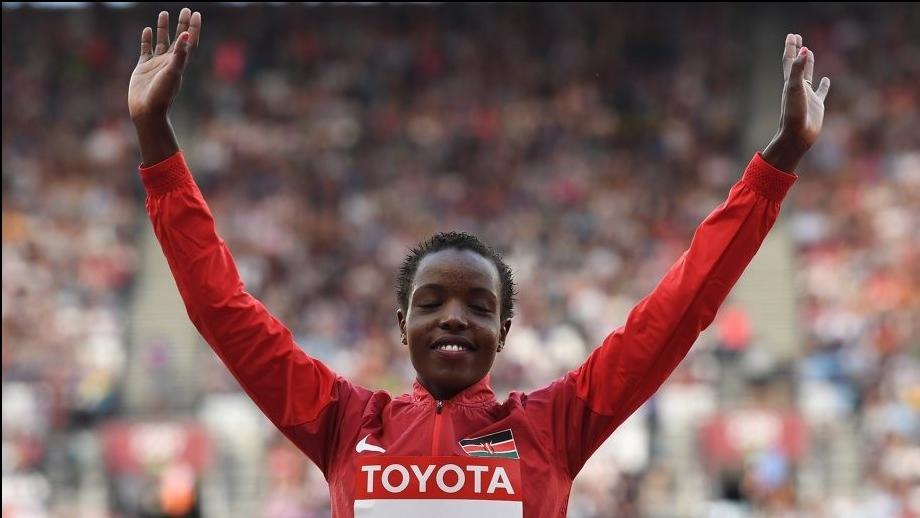 Kenya's Tirop reveals how she beat Ethiopian rivals at Bengaluru  10K