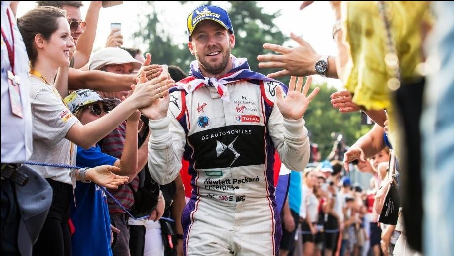 Sam Bird: Formula E title is Jean-Eric Vergne's to lose